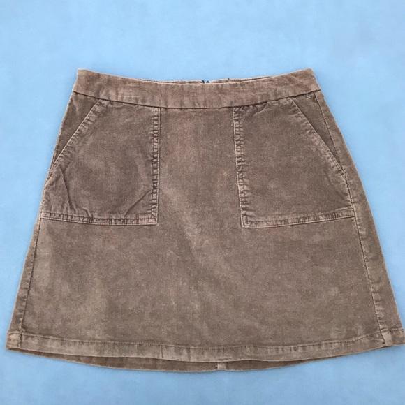 Prince & Fox Dresses & Skirts - Corduroy Skirt